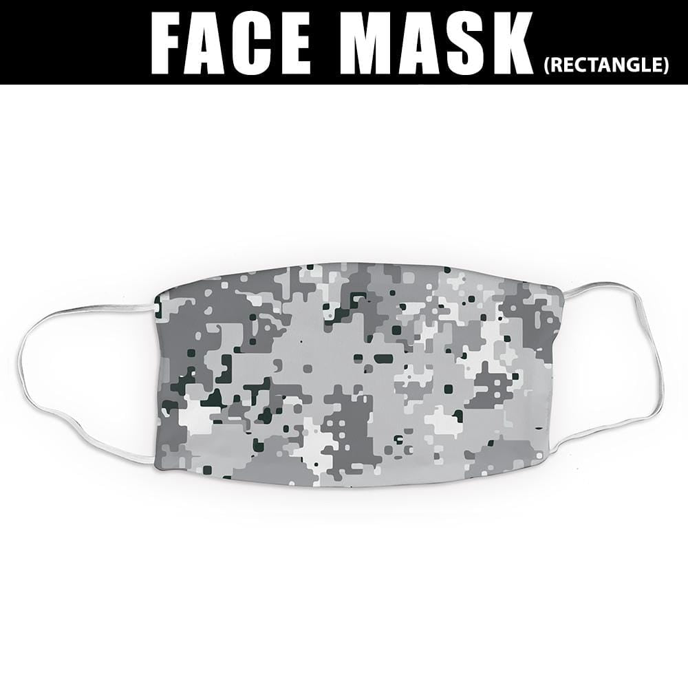Face Mask (Rectangle) - Custom