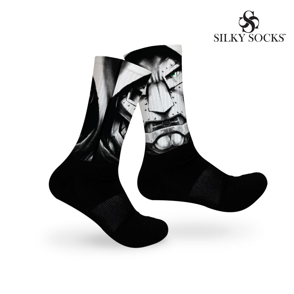 Face of Doom Socks!