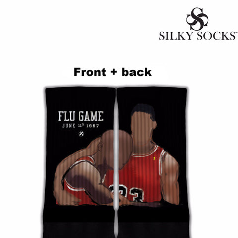 Flu Game Collectors Edition Socks!