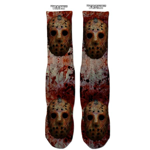 Jason Masked Killer - SILKY SOCKS - official store