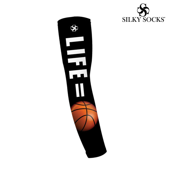 Life = Basketball Sleeve - SILKY SOCKS - official store