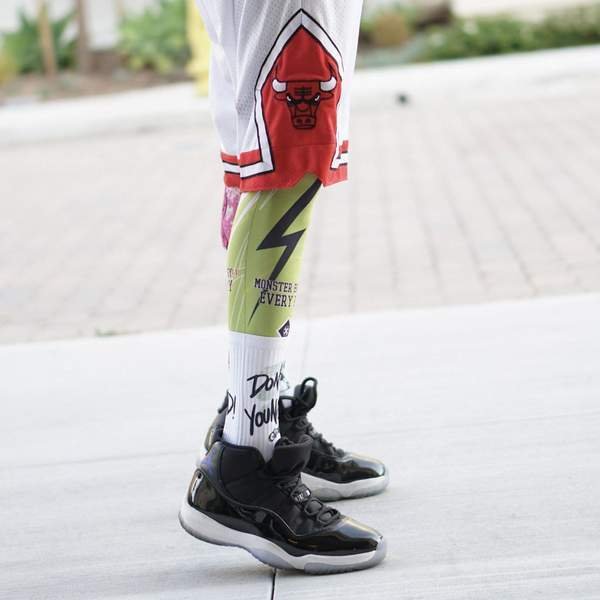 Monster Energy Leg Sleeve 2