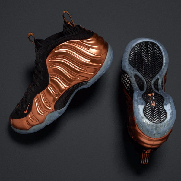 2017 copper foamposite