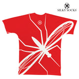 Mosquito- Dri Fit Shirt- Red