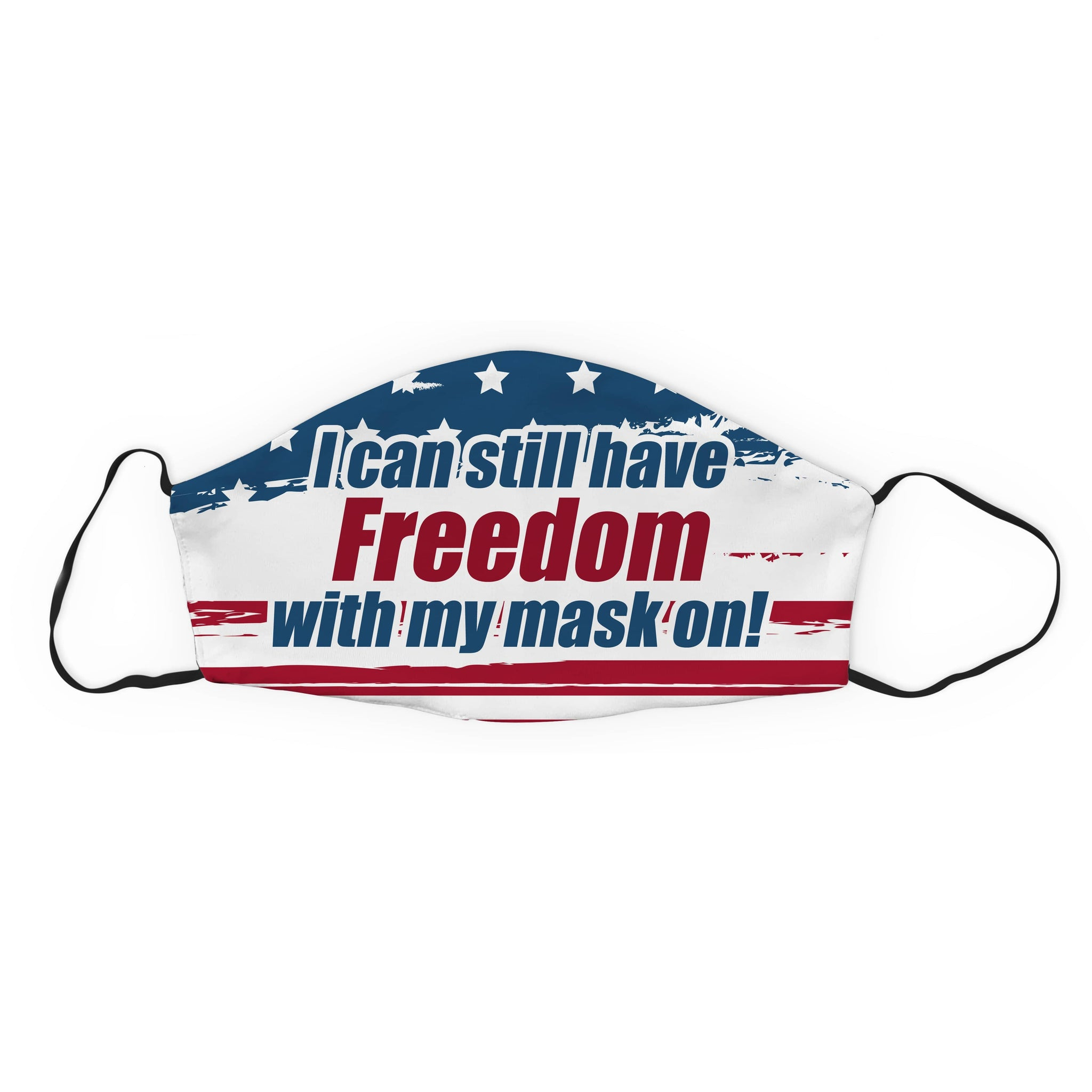 Freedom With My Mask On Digital File