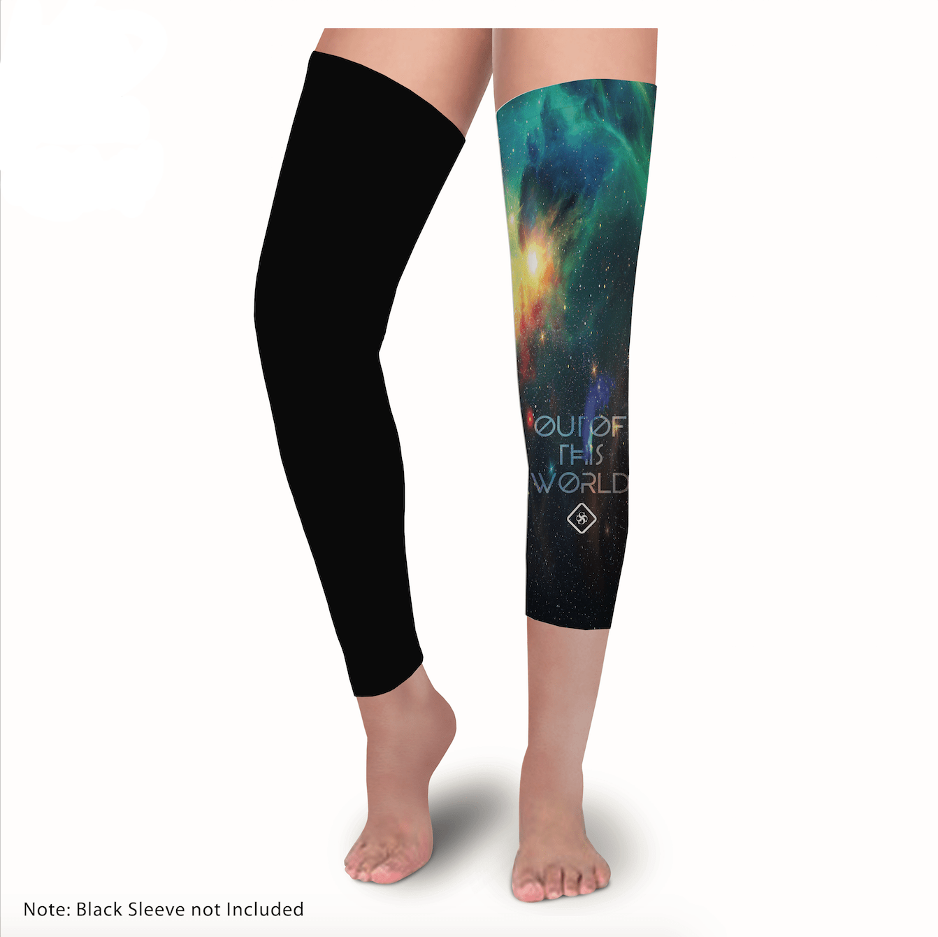 Out of this World Leg Sleeve