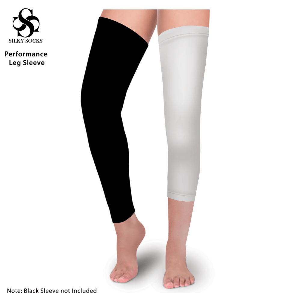 Blank Leg Sleeves for Sublimation