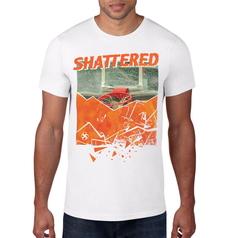Shattered Backboard Custom Shirt! - SILKY SOCKS - official store