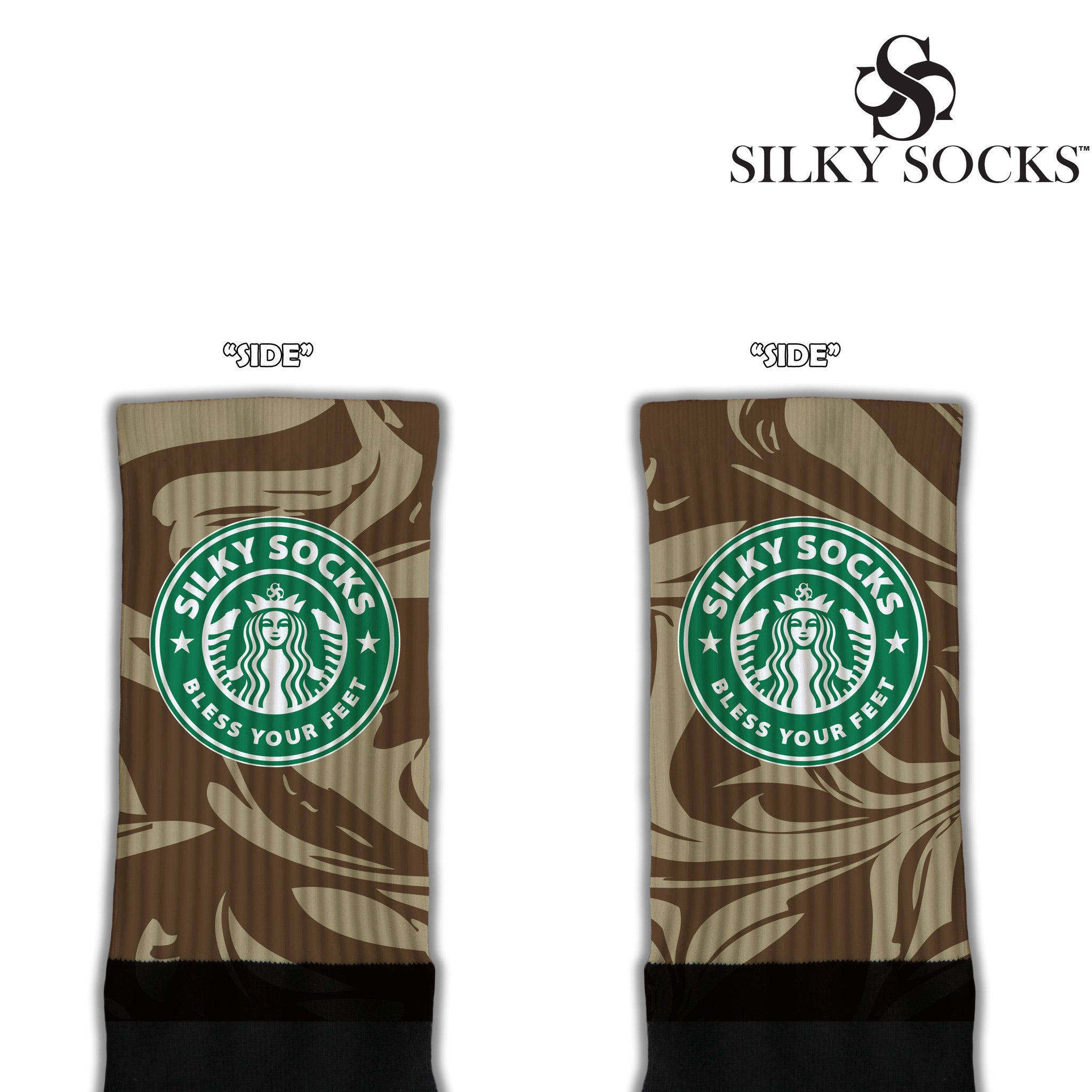 SilkySocks Coffee