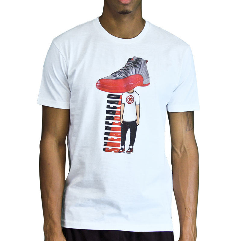 "SNEAKERHEAD ""Flu Game"" 12 Shirt! - SILKY SOCKS - official store"