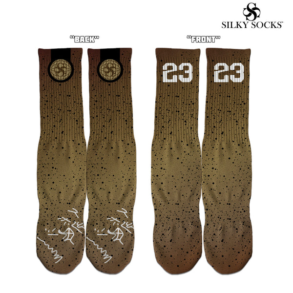 """Statue"" Custom socks! - SILKY SOCKS - official store"