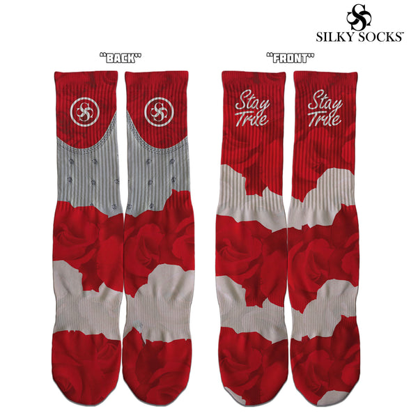 Stay True Red 13 Socks!