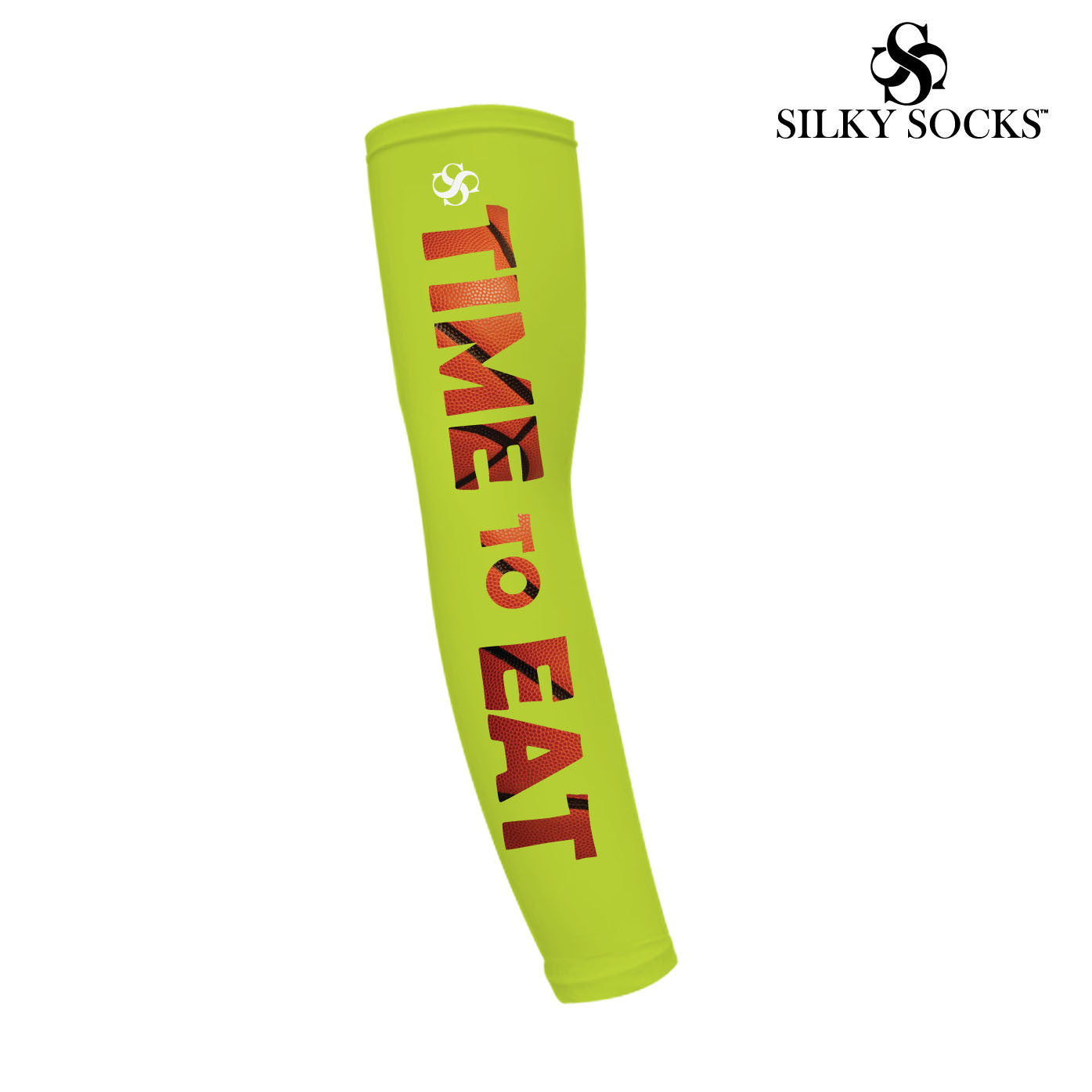 Time To Eat Sleeve - SILKY SOCKS - official store