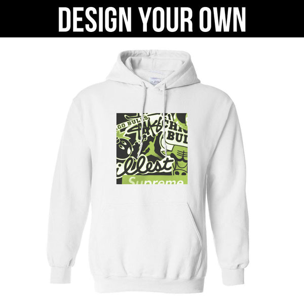 How To Design Your Own Hoodie At Home: Pullover Hoodie