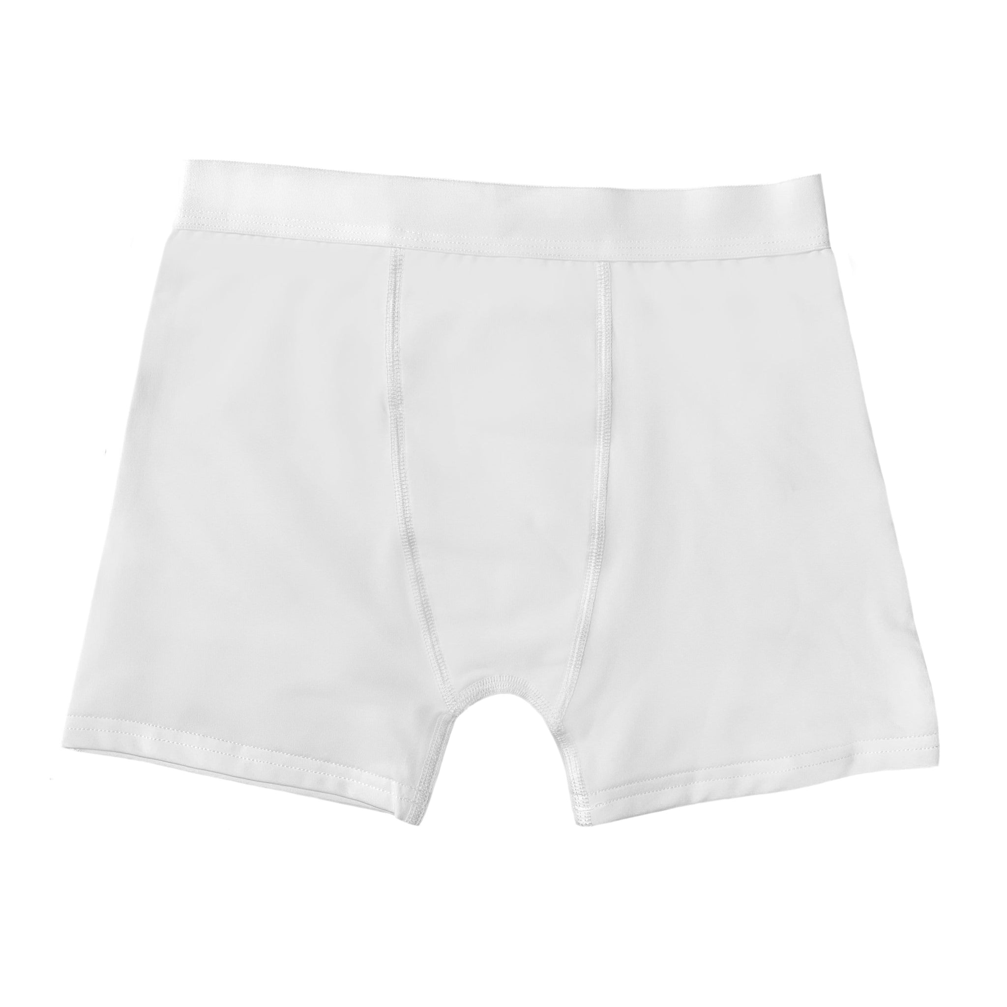 Blank Boys (Youth) Boxers