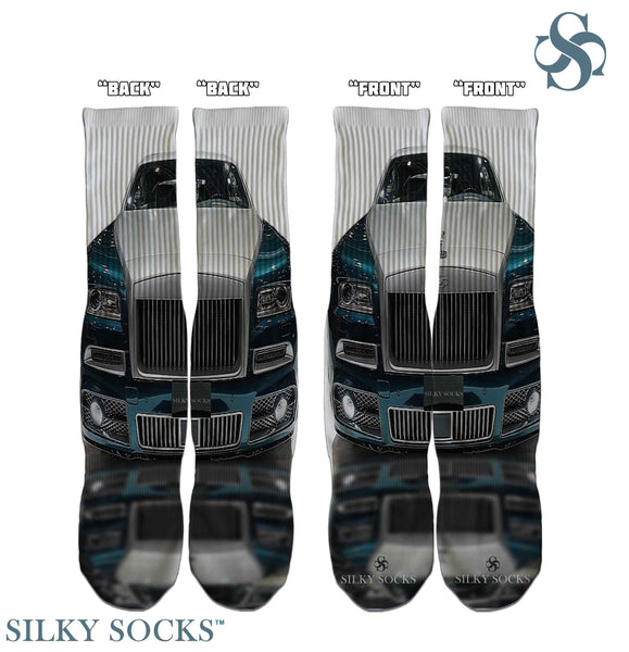 Rolz Royce - SILKY SOCKS - official store
