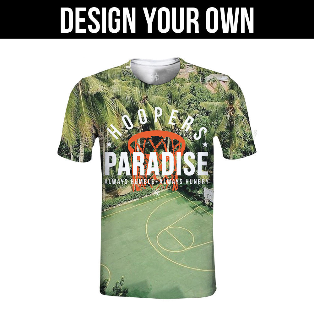 62197ee6 Custom - All Over Sublimated DRI-FIT T-Shirt (one side) - SILKY SOCKS