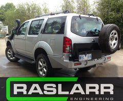 Nissan Pathfinder Raslarr Rear Bar- CUSTOM ONLY- PLEASE EMAIL FOR DETAILS