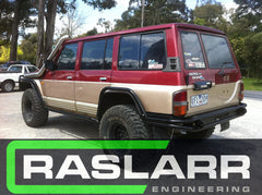 Nissan Patrol GQ Competition Tube Rear Bar EMAIL FOR SHIPPING QUOTE BEFORE ORDERING