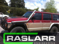 "Nissan Patrol GQ 4"" Stainless Snorkel EMAIL FOR SHIPPING QUOTE BEFORE ORDERING"