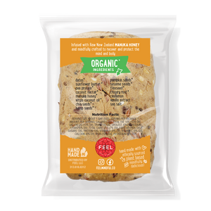 FEEL Organic Health Bars (6 Pack)