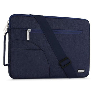 MOSISO Laptop Shoulder Bag Compatible with Macbook Pro Air 11 12 13.3 14 15 inch Asus/Acer/HP/Dell Microsoft Surface - Roamify