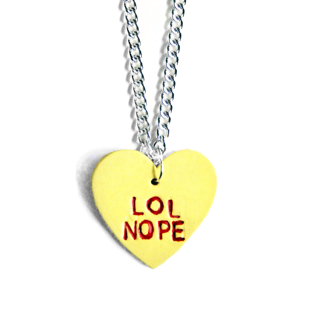 Candy Heart Necklace