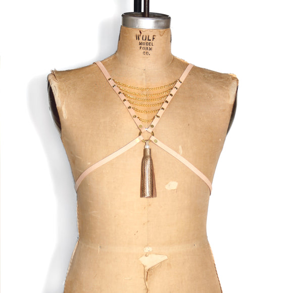 Gilt Flit Harness