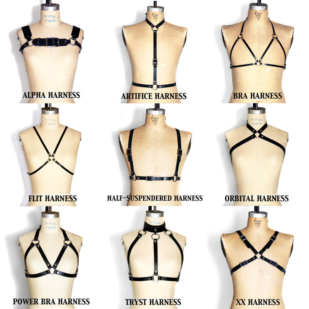 Custom Harness - Designed by YOU