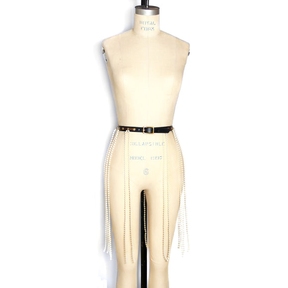 Pearl Strand Flapper Belt
