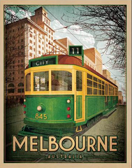 Melbourne Art Prints