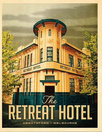 Retreat Hotel Abbotsford