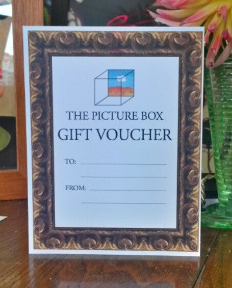 The Picture Box Gift Voucher