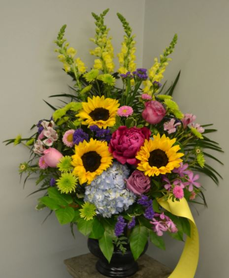 Funeral & sympathy flower delivery