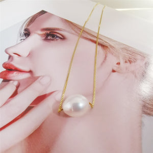 Elegant Freshwater Pearl Necklace