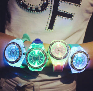 Luminous LED Watch ( BUY 1 GET 3)