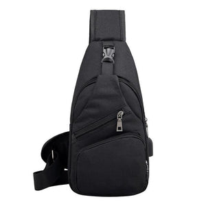 CANVAS ANTI THEFT BACKPACK