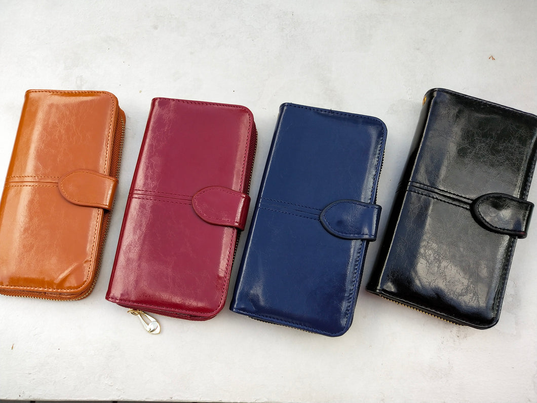 Leather Purse Wallet(BUY 1 TAKE 3 NOW)