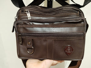 Leather Sling Bag ( Buy 1 Take 1)