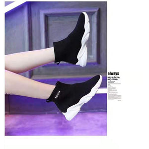 Slip-On Breathable Mesh Shoes