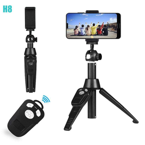3in 1 SELFIE STICK & BLUETOOTH WIRELESS REMOTE