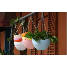 Load image into Gallery viewer, Colorful Hanging Planter Flower Pot( BUY 1 GET 4)