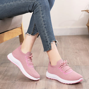 Breathable Mesh, Casual Shoes