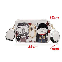 Load image into Gallery viewer, PRINTED SLING BAG ( BUY 1 TAKE 2 )