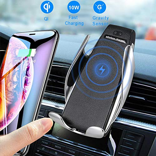 SMART SENSOR WIRELESS  CAR CHARGER