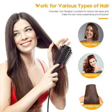Load image into Gallery viewer, 2 IN 1 ONE-STEP HAIR DRYER & VOLUMIZER