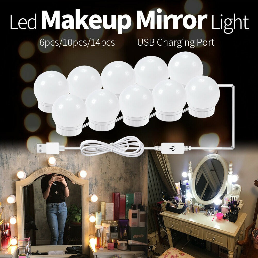 Makeup Mirror Vanity Light Bulbs