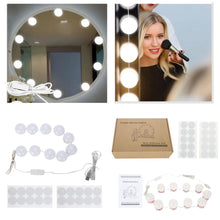 Load image into Gallery viewer, Makeup Mirror Vanity Light Bulbs