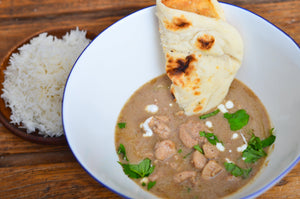 Creamy Almond Coconut Curry
