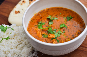 Spicy Creamy Curry